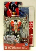 Transformers Starscream 4-inch Action Figure (Hasbro, 2017) New in Package NIP