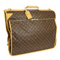 AUTH LOUIS VUITTON PORTABLE CABIN 2WAY GARMENT HAND BAG MONOGRAM M23420 NR13211