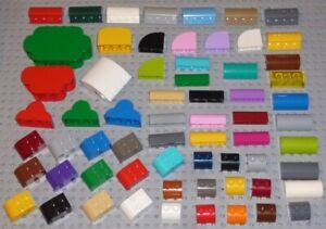 LEGO - SLOPES CURVED, Choose Part, Colour & Qty Z12