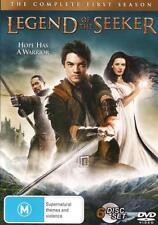 Legend Of The Seeker: Season 1  - DVD - NEW Region 4
