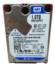 """Western Digital  WD Blue WD10JPVT 1TB 2.5"""" SATA II Laptop Hard Drive"""