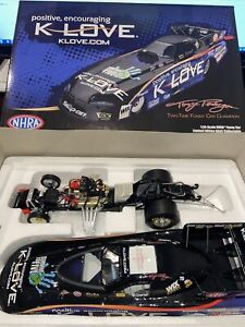 XRare 2012 Tony Pedregon 1/24 NHRA K-Love Action Lionel Funny Car #487/504 MIB