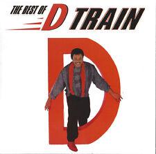 D-Train – The Best Of D Train  new cd  soul / funk