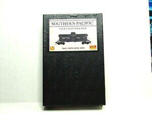 MICRO-TRAINS N SCALE 4 CAR 39' SINGLE DOME TANK CAR RUNNER PK  SP 99300163