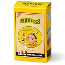 CAFFE' S. PASSALACQUA MEKICO GUSTO TONDO MACINATO 250 GR ESPRESSO 100 % ARABICA