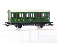 Piko 5/6515-040 H0 DC  2-achsiger Personenwagen 2.Kl der SNCB Belgien