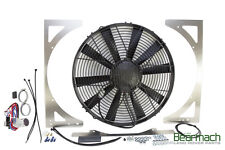 "Land Rover Discovery 1 300tdi 15"" Electric Cooling Fan Kit - REVOTEC"