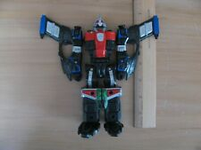 Power Rangers Swat Megazord Gun Transforming Action Figure SPD Bandai 2012