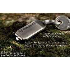 True Utility LifeLite Life Lite LED Flashlight EDC KEY Chain TU288 USB Charge