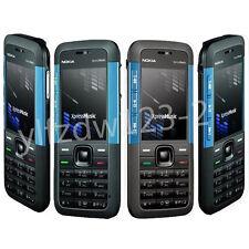Original Unlocked Nokia 5310 XpressMusic Blue Camera Bluetooth Mobile Bar Phone