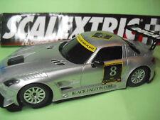 LOTE 16  SCALEXTRIC MERCEDESMBENZ SLS AMG GT3   NUEVO  1/32