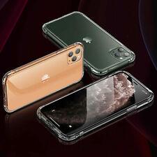 Hard Case For iPhone 5 6 7 SE 2 11 XR X 7 8 Plus Bumper Tough Gel Case