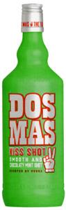 (16,43€/L) Dos Mas Kiss Shot, Fruchtige Liköre, 0,7 Liter