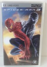 Sony PSP UMD Video : Spiderman 3 PSP region PAL 2