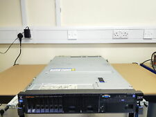 IBM x3650 M4 2U Server 2x Xeon E5-2620 2Ghz 6 Core 32GB RAM RAID 2x 300GB 10K