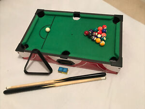 Table Top Pool 20 Inch Ages 5+