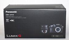 Panasonic Lumix G DMC-GH4A Kit 12-35/2.8 ASPH.O.I.S Objektiv neu