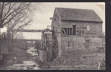Bardstown-Kentucky-The Old Water Mill-Jas M Wilson-Early 1900's-Postcard