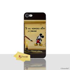 """DISNEY preventivo Custodia/Cover per Apple iPhone 7 (4.7"""") Screen Protector/Gel/Inizio"""