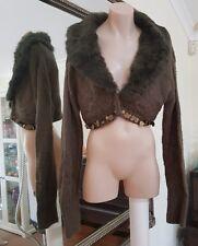 Gabriella Frattini cardigan.SzM.Wool mohair blend.Excellent condition
