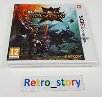 Nintendo 3DS Monster Hunter Generations NEUF / NEW PAL