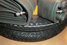 Moped Mofa Reifen + Schlauch Set  2 1/2 - 17 , 2.50-17   43J
