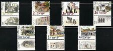 Israel 2000 Stamps BUILDINGS & HISTORICAL SITES. MNH + (Very Nice).