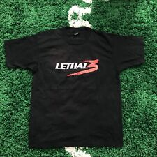 New listing 1992 Lethal Weapon 3 Vintage Promo T-Shirt Size Xl
