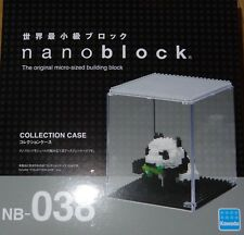 Collection Case Nanoblock Micro Sized Building Block Display Case Kawada NB038