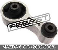 Rear Engine Mount For Mazda 6 Gg (2002-2008)