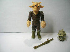 Star Wars RTOJ Ree-Yees vintage model C LFL 1983  No Coo PAINTED HAND/occas-used