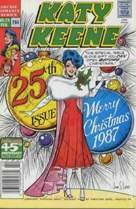 Katy Keene Special #25 VG+ 4.5 1988 Stock Image Low Grade