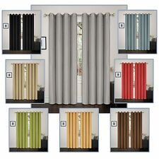 """Blackout Window Curtain Panel with Grommets, Maddie Single Panel 54""""x84"""""""
