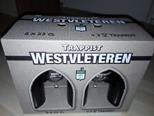 Giftbox Trappist Westvleteren 12, containing 6 bottles and 2 glasses 15cl