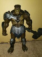 Marvel Legends Cull Obsidian BAF Wave Cull Obsidian Complete Custom