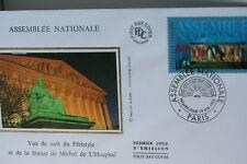 ENVELOPPE PREMIER JOUR SOIE 1995 ASSEMBLEE NATIONALE