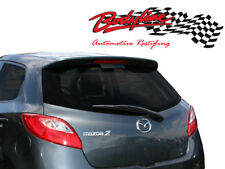 Mazda 2 Hatch 2007 - 2014 REAR ROOF SPOILER WING ABS PLASTIC HIGH QUALITY
