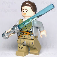 New Star Wars LEGO® Rey Jedi Force Awakens Minifigure 75099 75148 75105 75192