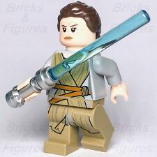 STAR WARS lego REY force awakens JEDI minifig GENUINE 75099 75148 75105 75192