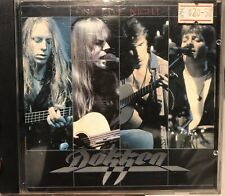 ONE LIVE NIGHT by DOKKEN [JAPAN] (OUT OF PRINT)