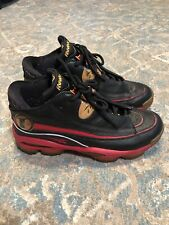 Vintage Reebok The Answer DMX 10 Size 10 Red Gold Iverson
