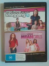 ANGUS, THONGS & PERFECT SNOGGING / MEAN GIRLS - 2-Pack DVD - Lindsay Lohan