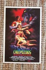 Creepozoids Lobby Card Movie Poster