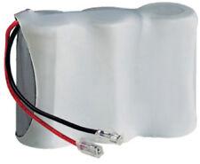 Pacco Batteria cordless ricaricabile Ni-Cd 2/3AA 3,6V 400mAh cod. 3554