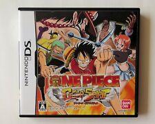 ONE PIECE GEAR SPIRIT [ Bandai ] Nintendo DS / 3DS Japan