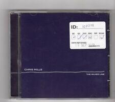 (HW329) Chris Mills, The Silver Line - 2002 CD