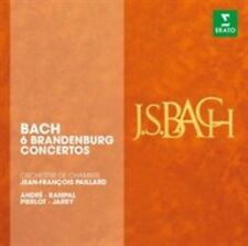 BACH: 6 BRANDENBURG CONCERTOS NEW CD