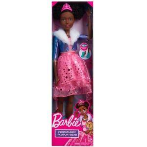 *SEALED* Barbie 28-Inch Best Fashion Friend Princess Adventure Doll - Black Hair