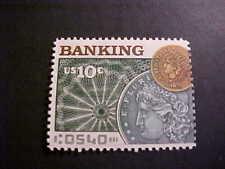 Scott# 1577 Banking Unused OGNH