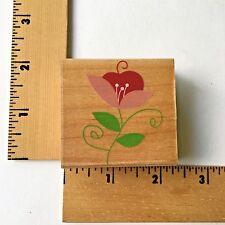 Hero Arts Rubber Stamps - Fancy Posy Flower - E4355 - NEW